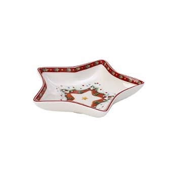 CIOTOLA STELLA PICCOLA WINTER BAKERY DELIGHT VILLEROY & BOCH