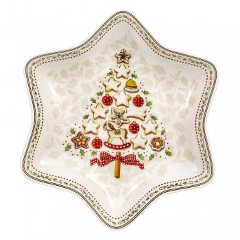 COPPA A STELLA ALBERO WINTER BAKERY DECORATION VILLEROY & BOCH