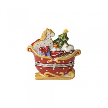 SLITTA FESTOSA ROSSA WINTER BAKERY DECORATION VILLEROY & BOCH