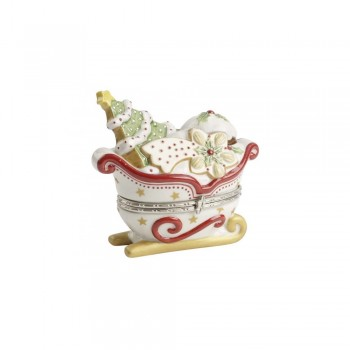 SLITTA FESTOSA BIANCA WINTER BAKERY DECORATION VILLEROY & BOCH