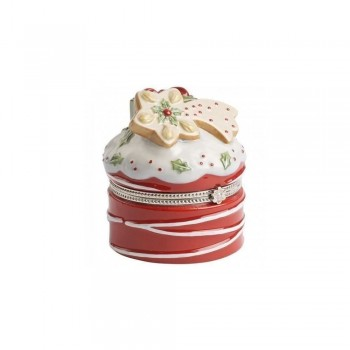 TORTA FESTOSA WINTER BAKERY DECORATION VILLEROY & BOCH