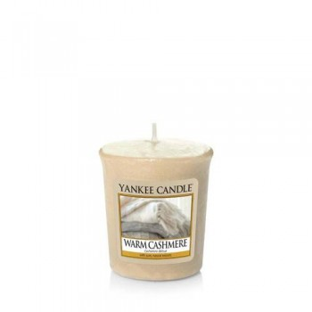 CANDELA SAMPLER WARM CASHMERE YANKEE CANDLE