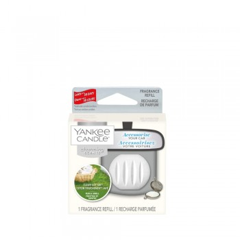 RICARICA CHARMINGSCENTS CLEAN COTTON YANKEE CANDLE