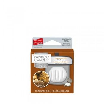 RICARICA CHARMING SCENTS LEATHER YANKEE CANDLE
