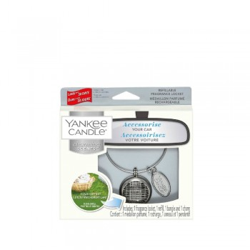 CHARMING SCENTS LINEAR CLEAN COTTON YANKEE CANDLE