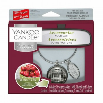CHARMING SCENTS LINEAR BLACK CHERRY YANKEE CANDLE