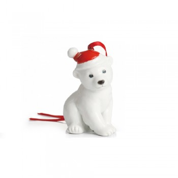 PENDAGLIO ORSETTO HOLIDAY GREETINGS FRANZ PORCELAIN