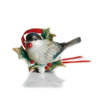 PENDAGLIO CINCIARELLA HOLIDAY GREETINGS FRANZ PORCELAIN