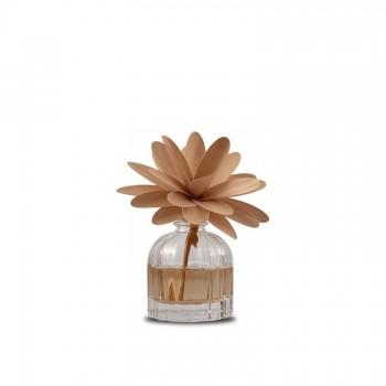 DIFFUSORE FLOWER VANIGLIA & AMBRA 60ML MUHA