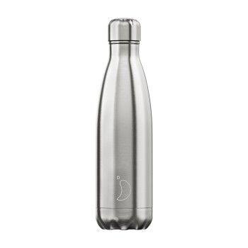BOTTIGLIA TERMICA 500 ML STAINLESS STEEL CHILLYS