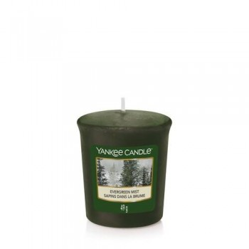 CANDELA SAMPLER EVERGREEN MIST YANKEE CANDLE