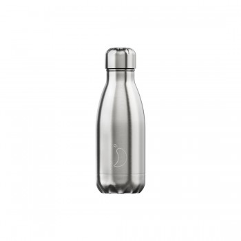 BOTTIGLIA TERMICA 260ML STAINLESS STEEL CHILLYS