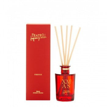 DIFFUSORE XMAS STICK 100 ML TEATRO FRAGRANZE UNICHE