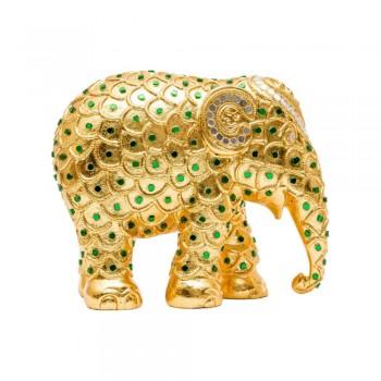 STATUINA AYUTTHAYA GOLD 20CM ELEPHANT PARADE