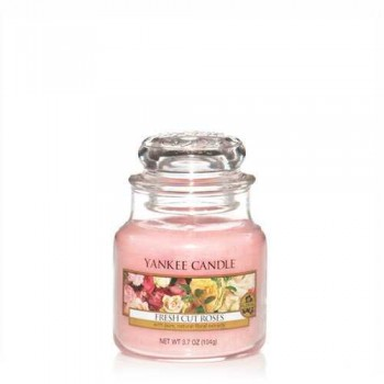 CANDELA GIARA MEDIA FRESH CUT ROSES YANKEE CANDLE