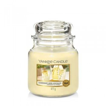 CANDELA GIARA MEDIA HOMEMADE HERB LEMONADE YANKEE CANDLE