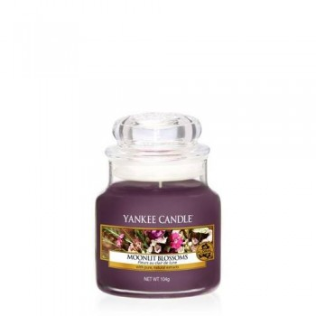 CANDELA GIARA PICCOLA MOONLIGHT BLOSSOMS YANKEE CANDLE