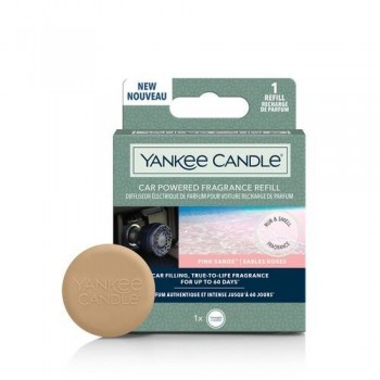 RICARICA PROFUMATORE ELETTRICO AUTO PINK SANDS YANKEE CANDLE