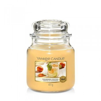 CANDELA GIARA MEDIA CALAMANSI COCKTAIL YANKEE CANDLE