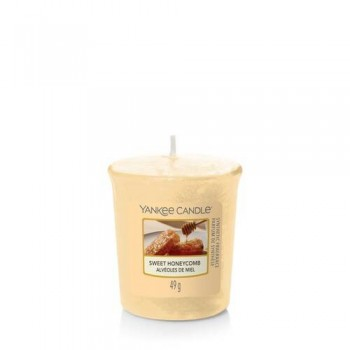 CANDELA SAMPLER SWEET HONEYCOMB YANKEE CANDLE
