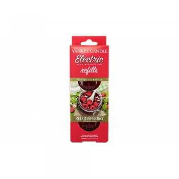 RICARICHE SCENT PLUG RED RASPBERRY YANKEE CANDLE