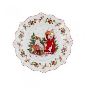 PIATTO DELLANNO 2020 ANNUAL CHRISTMAS EDITION VILLEROY & BOCH