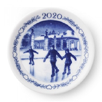 PLACCHETTA NATALE 2020 ROYAL COPENHAGEN ROYAL COPENHAGEN