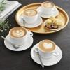 TAZZA CAFFÈ LATTE CON PIATTINO COFFEE PASSION